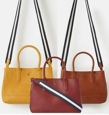 Women's Handbags Joules Womens Thernwell Bright Top-Handle Bag
