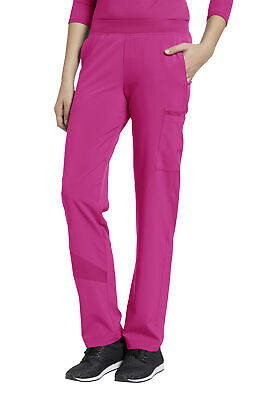 FIT by White Cross Women's 328 Elastic Waist Cargo Pant