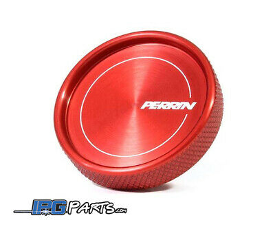 Perrin Red Oil Filler Cap Fits Scion FRS Subaru BRZ Toyota 86 - PSP-ENG-711RD