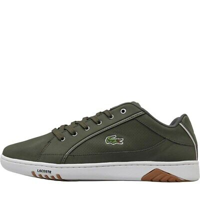 LACOSTE MENS DEVIATION 2 Trainers Grey