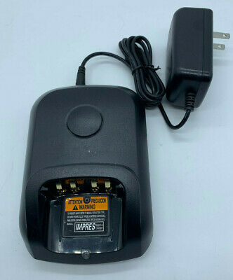 HZQDLN Adaptive Rapid Charger 6150 6150+ Power Adapter for MOTOROLA DGP 4150