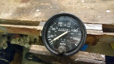 Land Rover Defender 90 110 Speedo Speedometer Mph Cable Drive