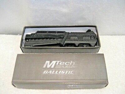 Mtech USA U.S. Marines Spring Assisted Tactical Rescue Pocket Knife MTA846BK-NEW