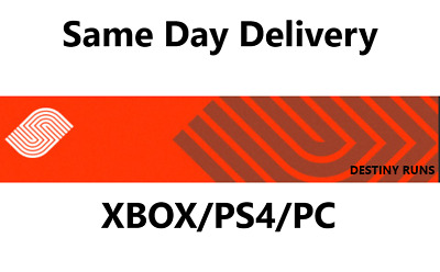 Destiny 2 Sunset Echoes Emblem PS4/Xbox One/PC *Fast Delivery/SAMEDAY*