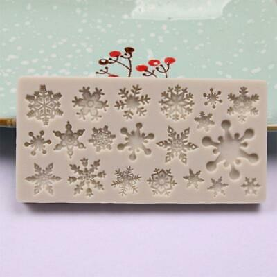 69mm 3D Christmas Tree Deer Candle Molds Silicone Fondant Icing Soap Mould 78