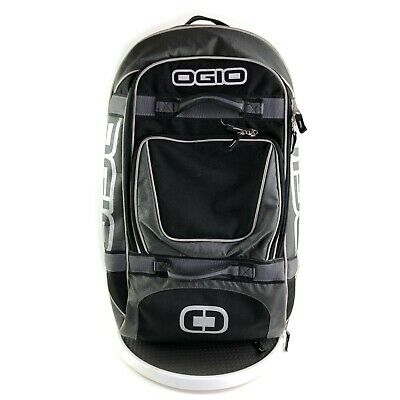 Ogio Luggage Case Layover Wheeled Rolling Large Carry On Black Gray