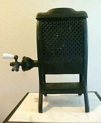 RARE VINTAGE Antique  Lawson MODEL # 0 Cast Iron ROOM /WATER Heater PITTSBURGH