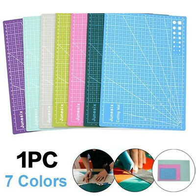 A5 Double Side Self-healing Non Slip Craft Cutting Board Patchwork Mat Pad DIY