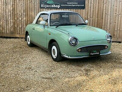 Stunning Low Mileage Emerald Green Figaro