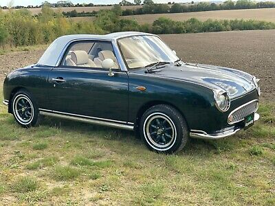 Custom Made Nissan Figaro's