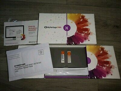 Myheritage DNA Test Kit - Ancestry & Ethnicity Genetic Testing, Family Tree.....