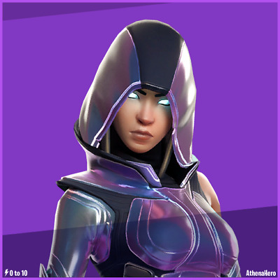 Fortnite GLOW / Extase Skin with Emote / Epic - Xbox - PS4 - Switch