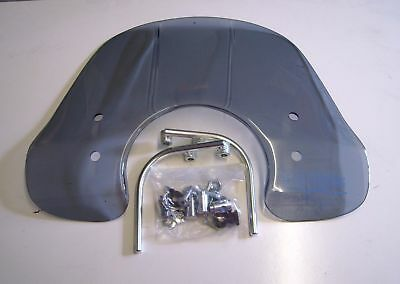 Vespa Px Smoked Flyscreen New