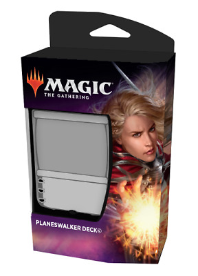Magic: The Gathering - Throne of Eldraine Planeswalker Deck - Rowan