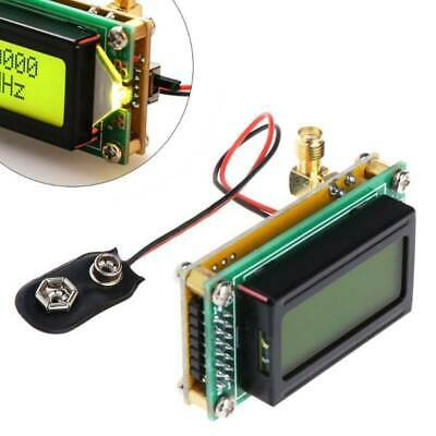 High Accuracy RF Frequency Counter Meter 1~500 MHz Tester Module For ham Radio S