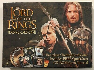 The Lord of the Rings Two-Player Trading Card Game - Decipher TCG #103668 - NEW