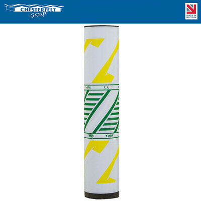 Chesterfelt Shed Roofing Felt + 1Ltr Adhesive   Green Mineral   Standard Grade