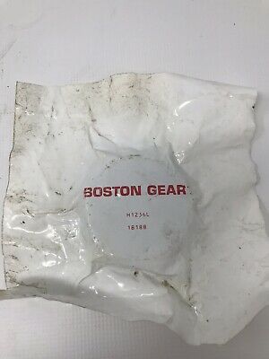 Boston Gear H1236L Plain Helical Gear, 36 Teeth, 14.5 Pa - New