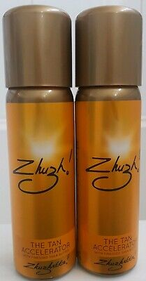 Zhuzh Tan Accelerator Twinpack 2 x 100ml With the finest sheer butter ☆☆☆☆☆☆☆☆