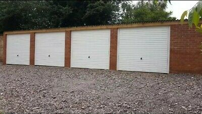 X4 Lock Up Garages In Coventry With X4 Parking Spaces With (Possible Land)