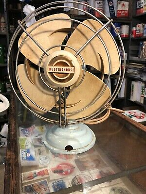 Westinghouse Retro Vintage Electric Fan
