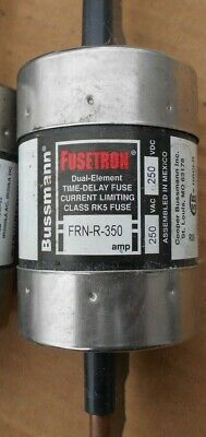 1 I(one) Bussman FRN-R-350 350 amp 250v Class RK5 time delay fuse, New