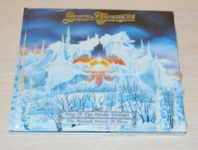 Luca Turilli – King Of The Nordic Twilight • The Ancient Fo Digipak  CD SEALED