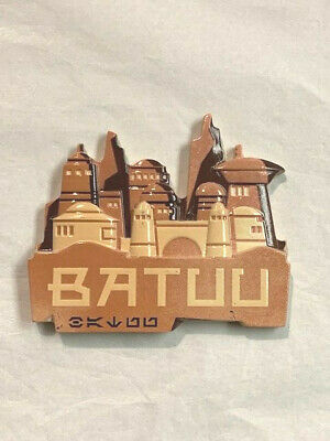 Disney Parks Star Wars Galaxys Edge BATUU Magnet - New