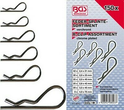 ASSORTIMENT GOUPILLES BETA 150pcs