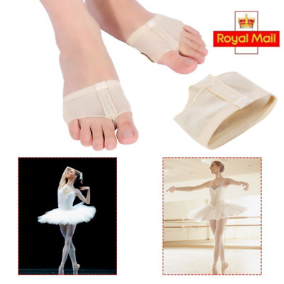 1 Pair Foot Thong, Ballet / Lyrical Dance Shoes Nude- All Sizes Child& Adult