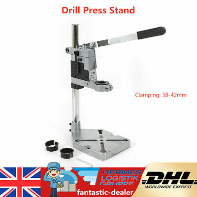 Bench Clamp Drill Press Stand Repair Tool for Drilling Holder Bracket 38-42mm