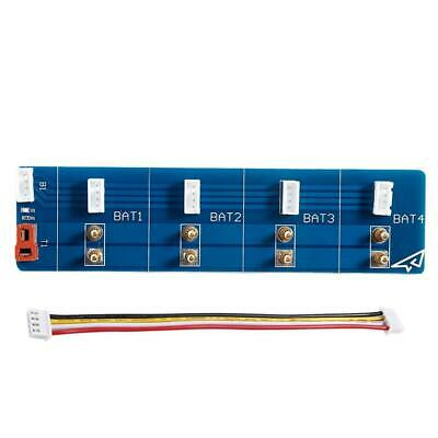 Blue High Charging Efficiency Fast Charging Battery Expansion Board Panel AC