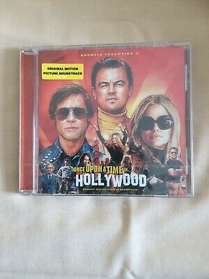 Once Upon a Time in Hollywood, Tarantino Motion Picture Soundtrack (NEW CD) F P