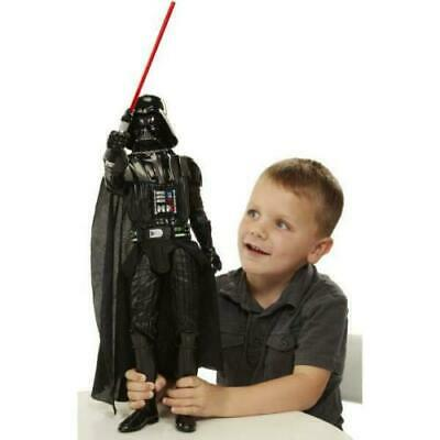 Big Figs Deluxe Star Wars Classic 20' Darth Vader With Lightsaber Action