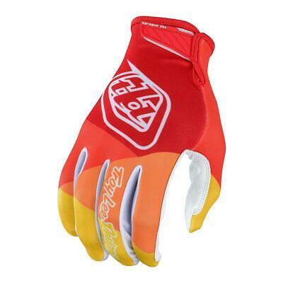 Troy Lee Designs Handschuhe Air Jet - Rot/Gelb
