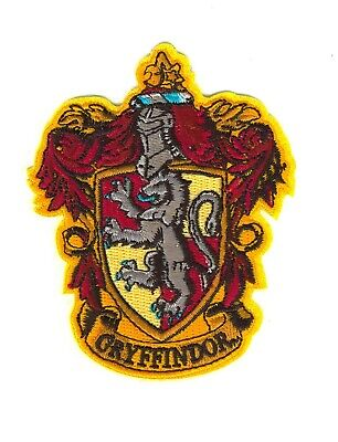 ⭐️Patch Thermocollant Gryffondor - Iron Patch Gryffindor Harry Potter Serpentard