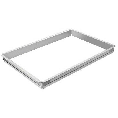 Focus Foodservice FSPA1624 Aluminum Pan Extender, Full Size
