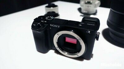 Sony a6300 - Used - Good Condition - 24mp 4k video - LightWeight User Friendly