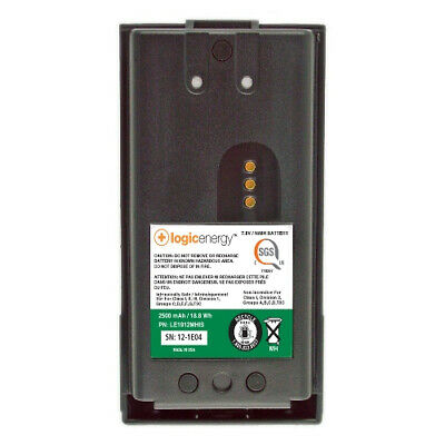 Two Way Radio Replacement Battery for Harris BKB191210/36  by Power Products
