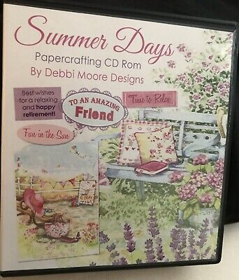 Debbi Moore Summer Days Cd