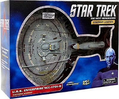 "Star Trek ""All Good Things"" USS Enterprise NCC1701D (Dreadnaught)"