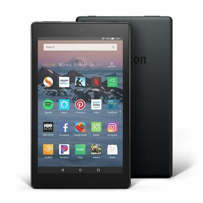 Amazon Fire HD 8 (8th Generation) 16 GB, Wi-Fi, 8 in - Black (with Special...