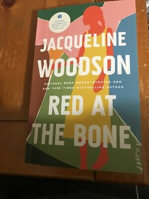 Red at the Bone A Novel by Jacqueline Woodson 9780593086414 | Brand New
