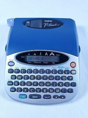 Brother P-Touch Label Printer  - great condition! Comes with batteries.