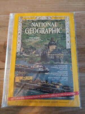 National Geographic Magazine VOL. 131 NO. 4 April 1967