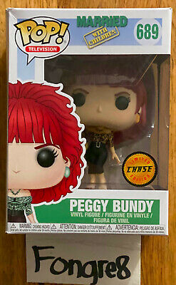 Funko Pop Married With Children Peggy Bundy 689 Chase Brand New