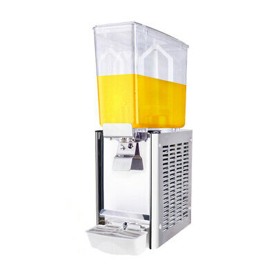 Commercial cafeteria beverage machine single-cylinder Slush Frozen Drink Machine