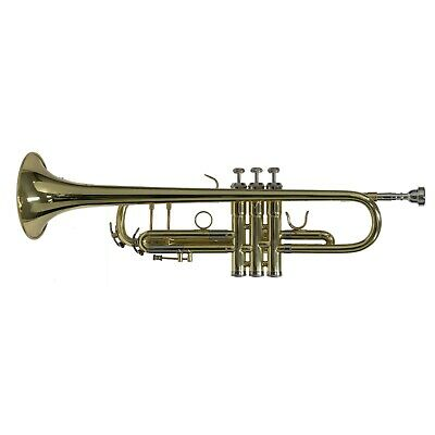Balled Student Trumpet Bb Yellow Brass Bell - Discontinued Line
