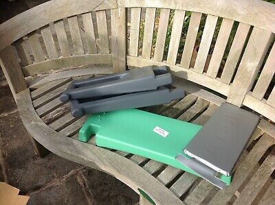 Hozelock folding garden-kneeler / padded seat discontinued RRP £30 boxed unused