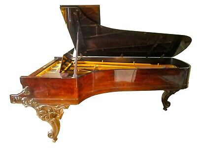 Steinway & Sons Centennial Concert Grand D, Rosewood - US Independence Day 1878